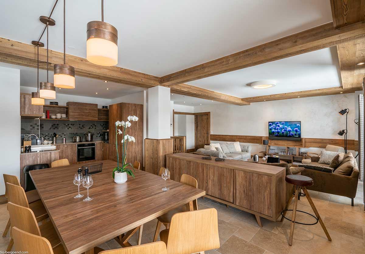 Chalet de luxe pour 12 personnes à Val Thorens