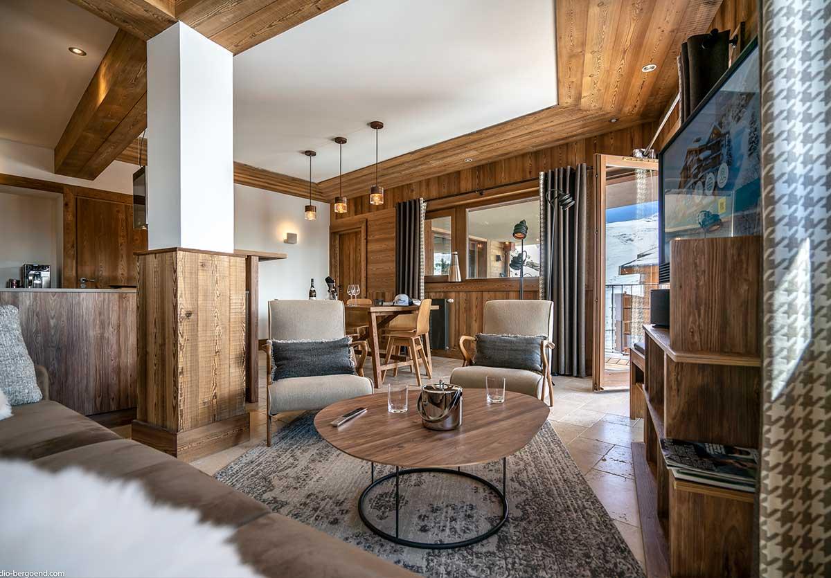 Appartement de luxe pour 5 personnes à Val Thorens
