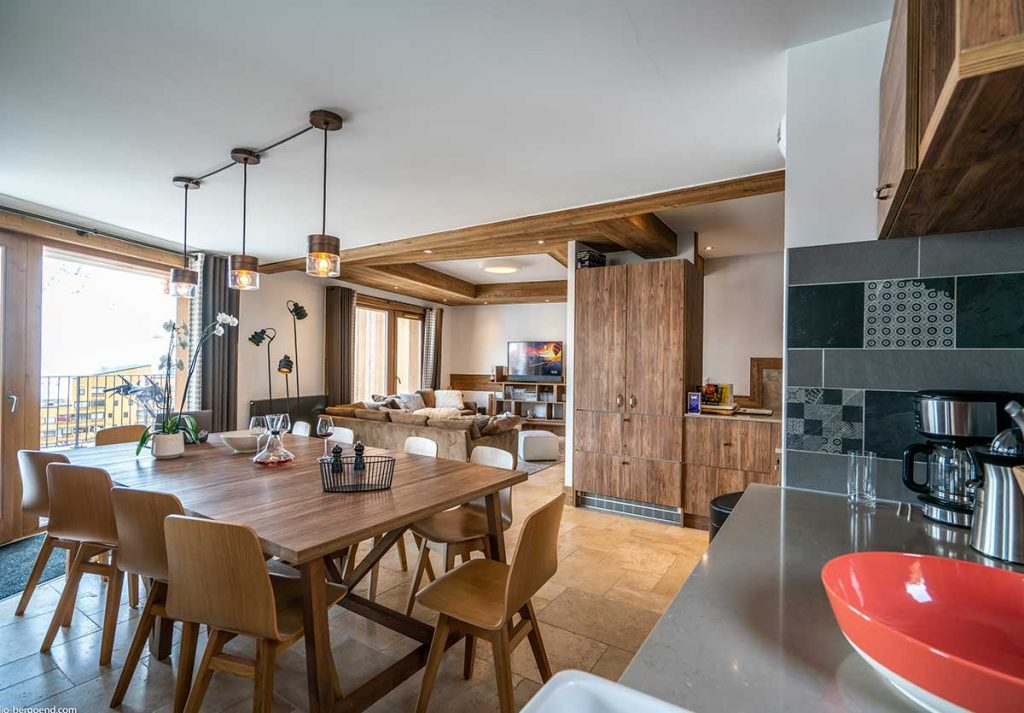 Location appartement 10 personnes à Val Thorens