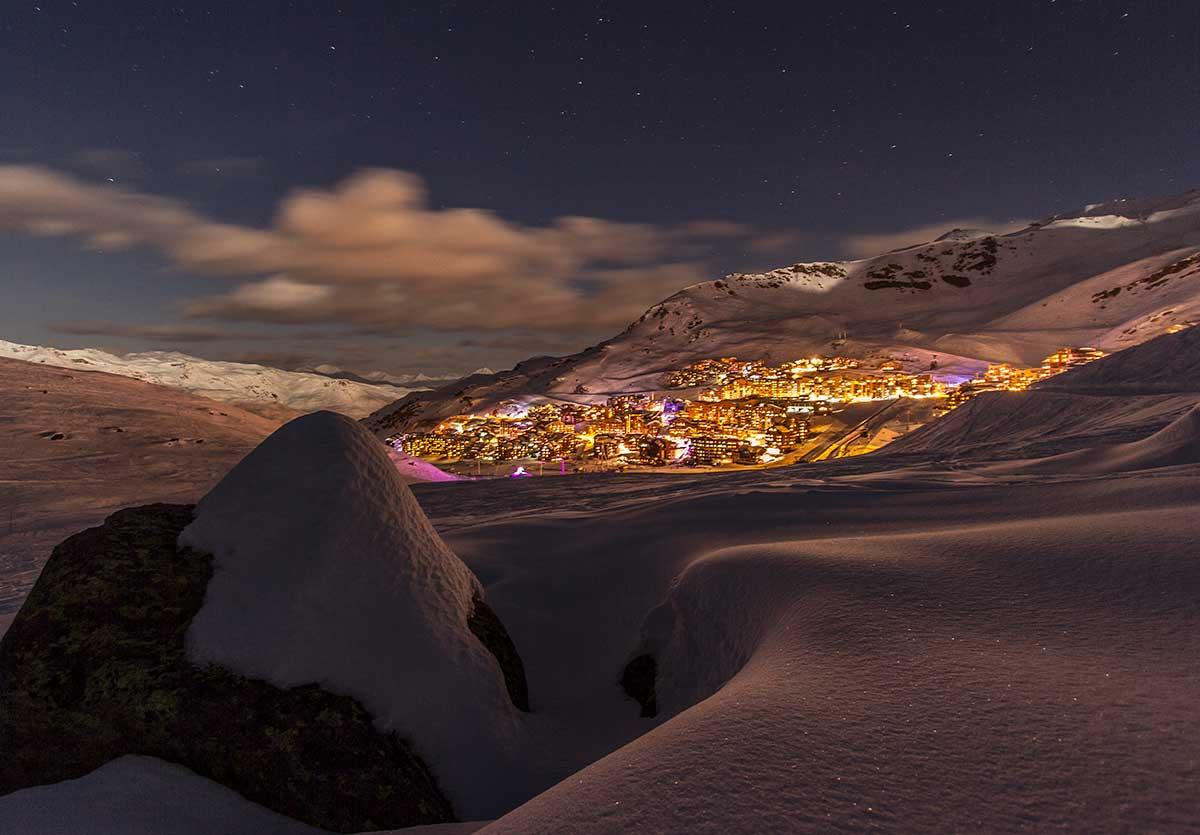 Location chalet à Val Thorens au pied des pistes
