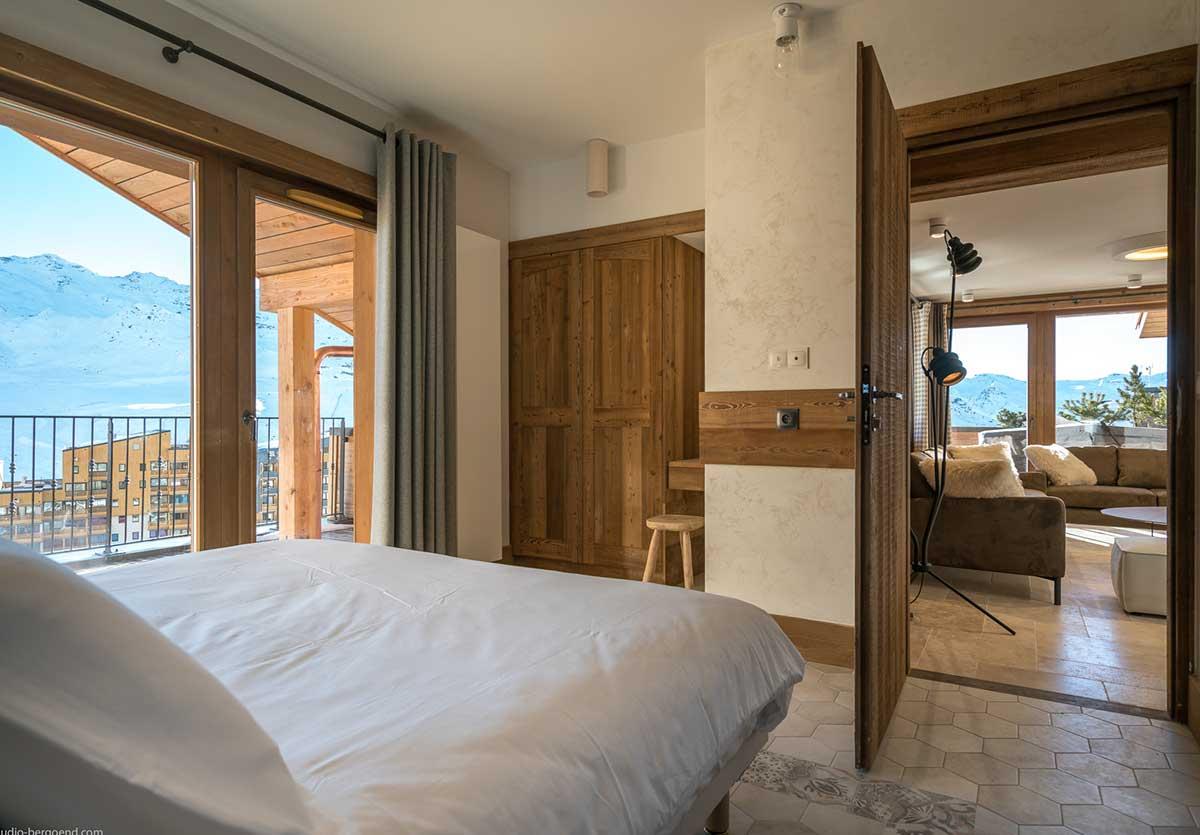Location ski 5 étoiles à Val Thorens