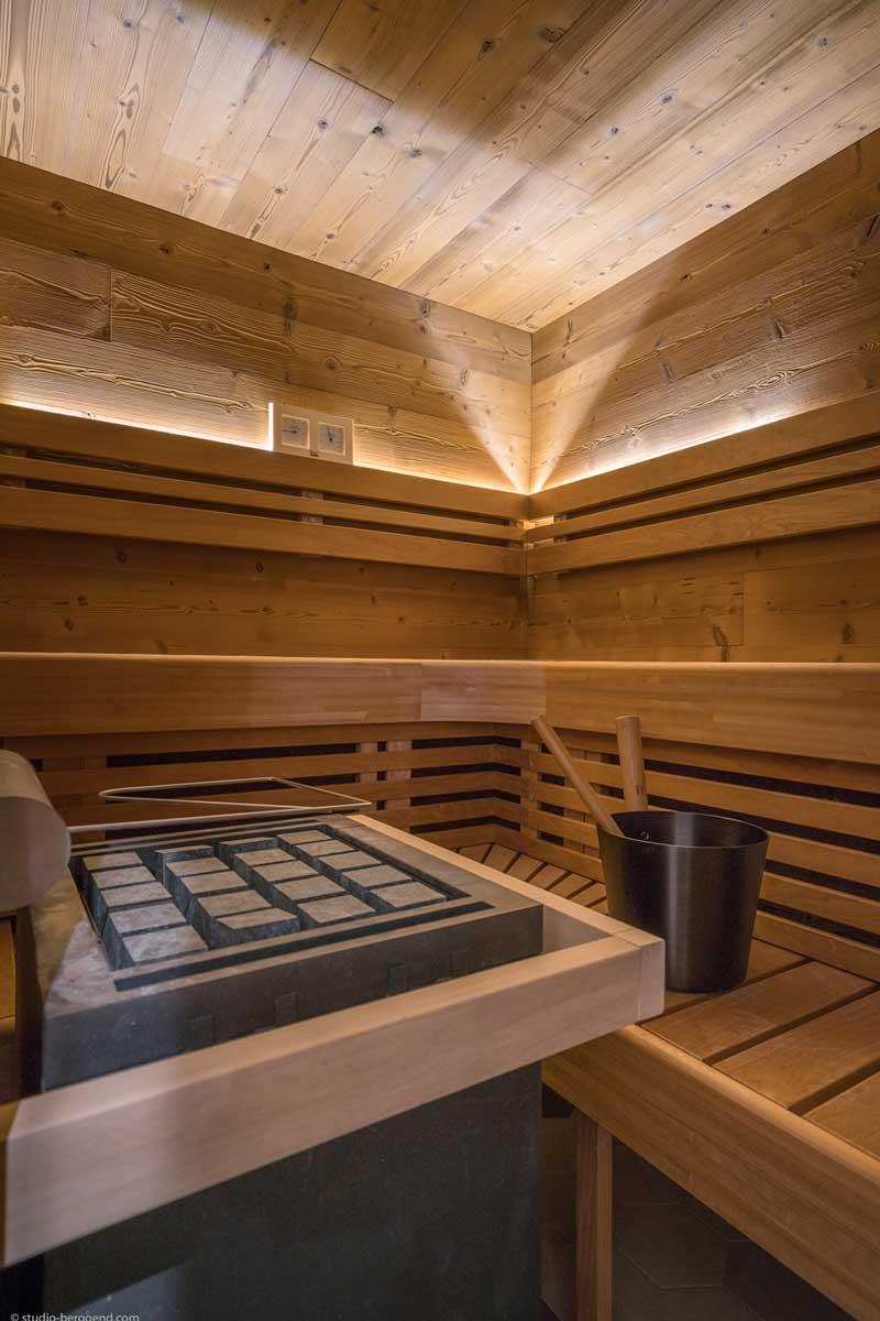 Chalet de luxe Val Thorens avec Sauna